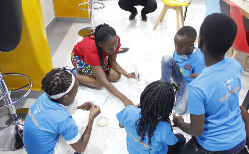 HERE IS A LOOK AT DAY 1 OF THE APRIL 2019 'MAKING INNOVATORS' KIDS EDITION SEMINAR.