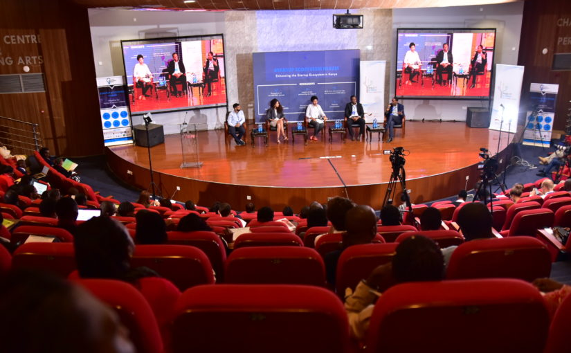 GIZ AND C4DLAB CONVENE KENYA'S 1ST STARTUP ECOSYSTEM FORUM