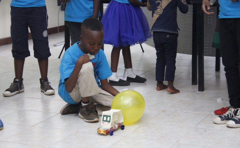 FINAL DAY! TAKE A LOOK AT THE FINAL DAY OF THE 'MAKING INNOVATORS KIDS EDITION' SEMINAR