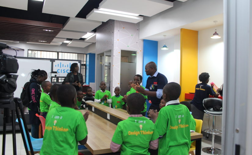 MAKING INNOVATORS AUGUST 2019 KIDS EDITION, DAY ONE