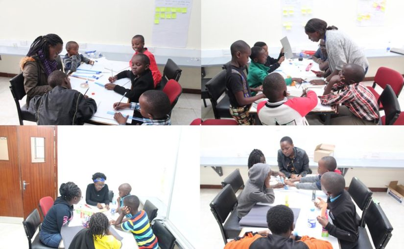 MAKING INNOVATORS AUGUST 2019 KIDS EDITION, DAY THREE