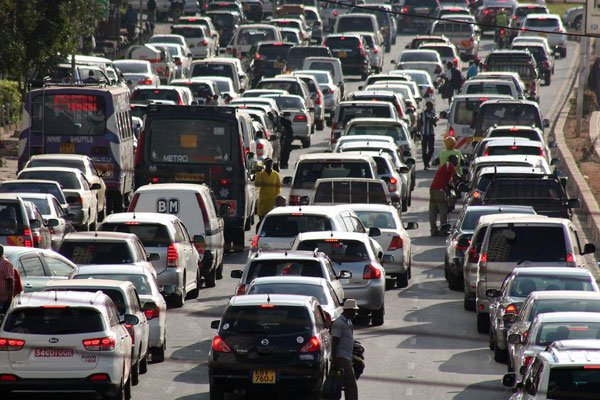 FUTILE ATTEMPTS TO RESOLVE NAIROBI'S CONGESTION