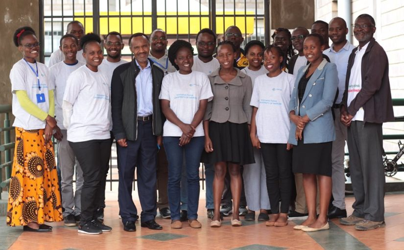 C4DLab Unveil University of Nairobi 2019/2020 Innovation Fellows