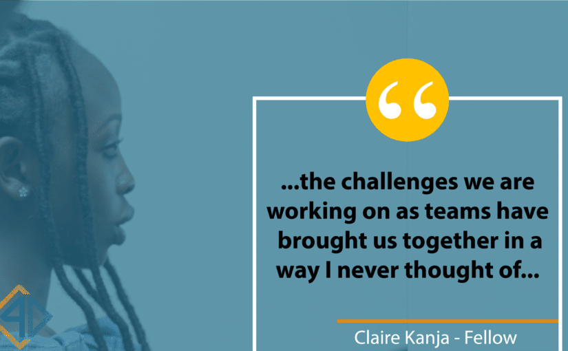 THROUGH THE LENS OF A FELLOW – Claire's Take on The Innovation Fellowship