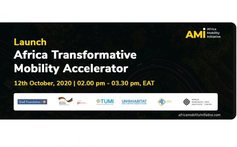 Africa Transformative Mobility Accelerator finally launched