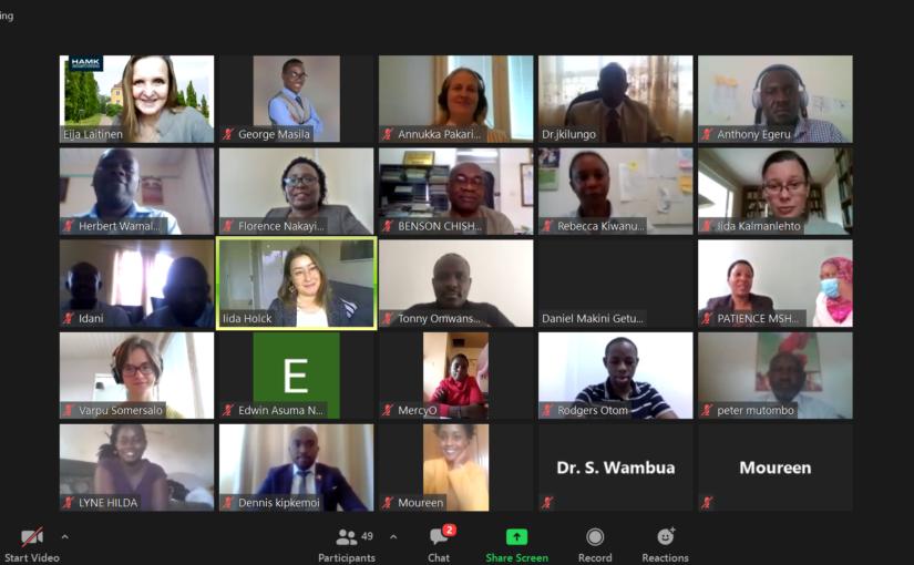 PBL – BioAfrica Project Kicks Off