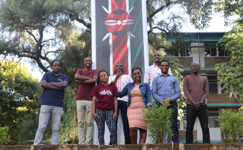 ATMA startups hold their first physical immersion trip in Kenya